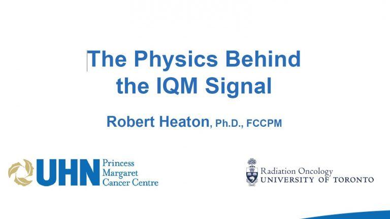 PMH - The physics behing