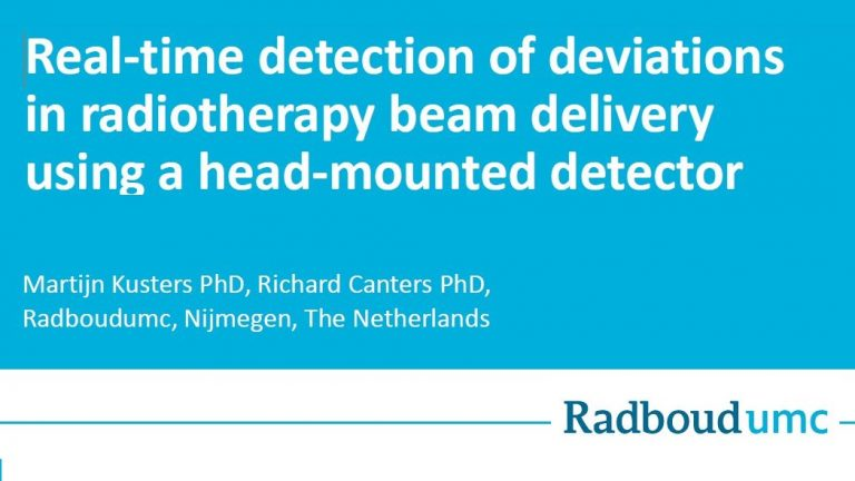 Radboud - Real-time detection