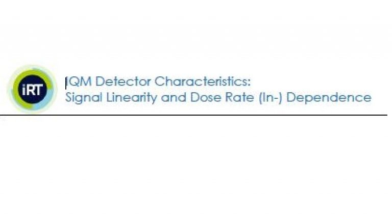 White Paper - Linearity and Dose Rate